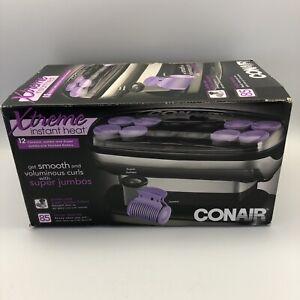 Conair Xtreme Instant Heat Jumbo And Super Jumbo Hot Rollers