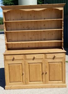 Woodstock 4ft dresser base  and  top. New. Delivery can be arranged.