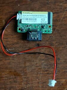 Innodisk 64GB SATADOM D150QV-L Solid State Drive w cable