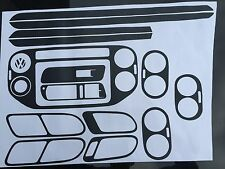 VW TIGUAN TDI TSI Carbon Folie Set 3D