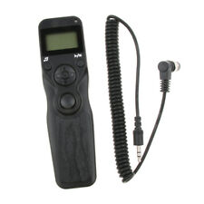 MC30 Wired LCD Timer Remote Control Switch Shutter Release Cord for Nikon