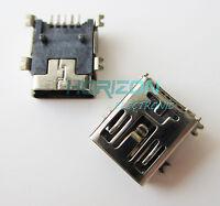1000Pcs Mini USB Type B Female 5-Pin SMD Socket Jack Connector Port PCB Board