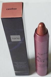 Tarte LipSurgence Lip Creme, CAREFREE, RARE, LIMITED EDITION, FULL SIZE, NIB