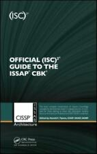 (ISC)2 Press: ISSPA CBK by Alex Golod and Sean M. Price (2010, Hardcover)