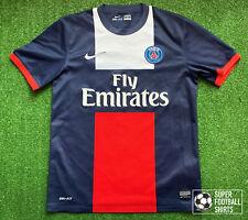 2013-14 Paris Saint-Germain (PSG) 2013/14 Home - Nike Jersey - Size: M