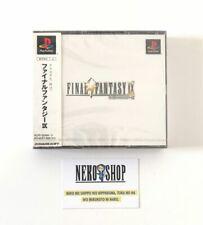 FINAL FANTASY IX (JAP) (PlayStation)