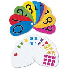Risorse di apprendimento - 10 x numeri e i fan di colore-TRE Bear Family Gamma