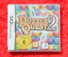 Puzzle Quest 2, Nintendo DS Spiel, Neu, deutsche Version