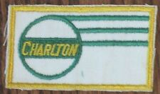 Charlton Brothers Transportation Co Inc. driver patch 2-1/8X3-1/8 inch