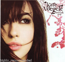Don't Look Away by Kate Voegele (CD, Jan-2008, Myspace Records)
