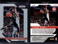 2018-19 Panini Prizm Basketball Silver Parallel #28 DeAndre' Bembry Hawks