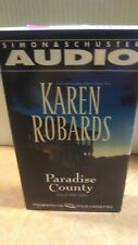 Paradise County by Karen Robards (Hardcover, 2000)  (FC4-2)