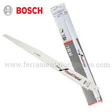 LAMA LAME ACCIAIO INOX BOSCH S1411DF SEGA A GATTUCCIO PER LEGNO VETRORESINA PVC