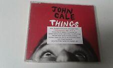 JOHN CALE things CD ISRAELI PROMO CD