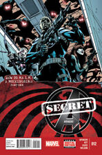 SECRET AVENGERS #12 - Marvel Now! - New Bagged