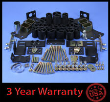 "2001-2002 Silverado Sierra 1500HD 2WD/4WD 3"" Full Body Lift kit Front & Rear"