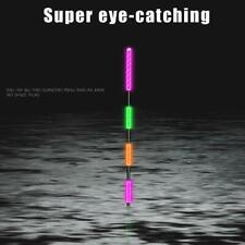 1 Stück Elektronische LED-Schwimmer Balsaholz Helle 5 Leuchtpunkte Geeignet