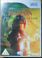 Narnia Prince Caspian - Wii video game Nintendo - PAL - new & sealed