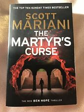 Ben Hope (11): The Martyr's Curse by Scott Mariani (Paperback, 2015)