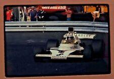 Peter Revson 1973 MONACO GRAND PRIX McLaren M23 INDY 500 DRIVER SLIDE 1