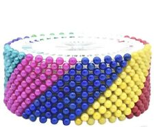 480 PCS Assorted Color Ball Head Straight Pins Sewing Decorations US SELLER