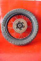 Cerchio ruota Posteriore Aprilia 350 ETX MILITARE 2.15 X 17