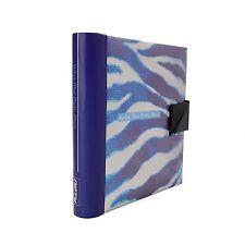 NIFTY Instax Mini & Polaroid 300 Photo Album (Purple & White Zebra) -NEW ARRIVAL