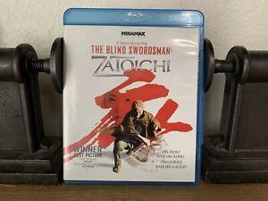The Blind Swordsman: Zatoichi [Blu-ray]