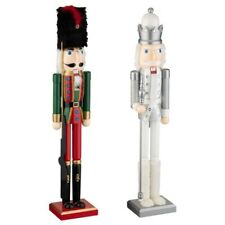 Traditional Wooden Christmas Magic Nutcracker Soldier Christmas Decoration 91cm.