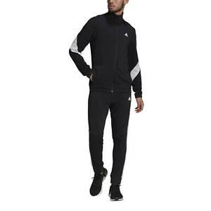 Adidas Tuta da Uomo Sportswear Cotton Nera Codice GM3826 - 9M
