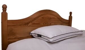 Brand New Kiplux White 400tc Quilted Cotton Pillow Protector For Pillows