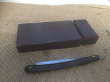 Natural Fine Hand Finished Barbers Straight Razor Hone sharpening stone ()