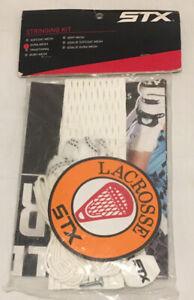 Vintage STX Lacrosse Dura Mesh Stringing Kit - Head Re-string kit