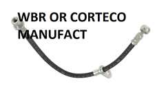 OEM CORTECO OR WBR Brake Hydraulic Hose Rear Left fits 1998 Accord