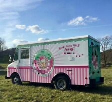 Chevy Ice Cream Truck for Sale in Pennsylvania!