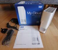 Western Digital WD My Cloud 4TB, Extern,7200RPM, Netzwerk