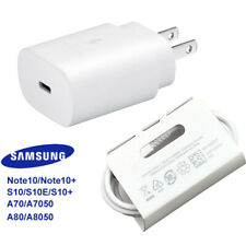 OEM 25W 3A PD Fast Charger EP-TA800 For Samsung Galaxy Note10+ S10 S10E A70 A80