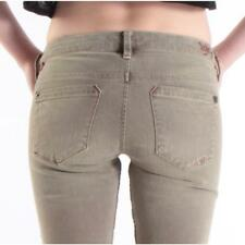 Women 1921 Jeans LS89-SNDK Classic, Straight Green Size 25/34