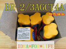 1PCS NEW Original BR-2/3AGCT4A 4400MAH for Fanuc 6V Backup Battery #T3227 YS