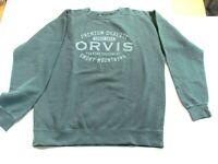 Orvis Men's Large Sweatshirt/Active Wear