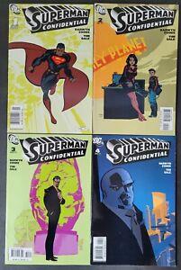 SUPERMAN CONFIDENTIAL #1-14 (2007) DC COMICS FULL SERIES! DARWYN COOKE! TIM SALE