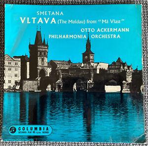 The Moldau - Smetana Vltava - From Ma Vlast - Otto Ackermann