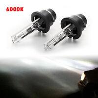 2PCS OEM Light 6000K D2R Xenon HID 85126 Bulb Headlight Lamp Genuine 35W Stable