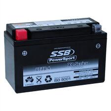 Battery YT7B-4 UT7B-4 YT7B-BS for Suziki DRZ400E 00-14, Kawasaki KLX400 R