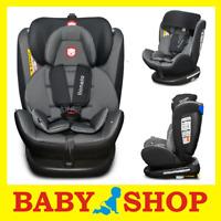Kindersitz LIONELO BASTIAAN 360° ISOFIX Autositz 0-36kg Gruppe 0+ I, II, III NEU