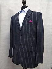 Men's Navy M&S Collezione Linen Jacket Blazer 40R SK186