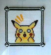 Pixel Bead Art - Pokemon Series - Pikachu Shocked