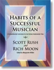 """Habits Of A Successful Musician"" For Clarinet-Method Music Book-Brand New-Sale!"