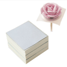 500X Icing Cream Wax Paper Cake Decor Piping Nail Flower Transfer Supply Useful