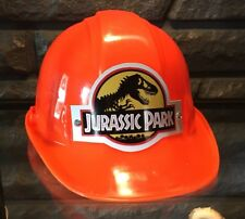 Jurassic Park Wearable Hard Hat Replica Movie Prop Prop Helmet Display Cosplay